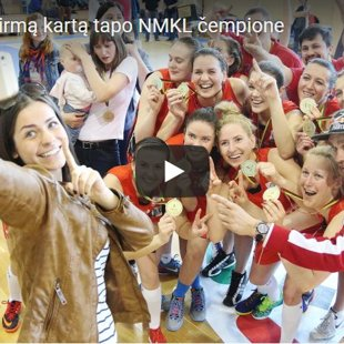 BC TIketa pirmą kartą tapo nacionalinės moterų krepšinio lygos čempione